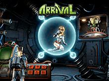 Arrival – online автомат с интересной тематикой от Betsoft