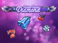 Обзор виртуального автомата онлайн Retro Reels Diamond Glitz