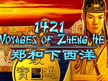 1421 Путешествие Чжен Хе – игровой автомат от IGT Slots