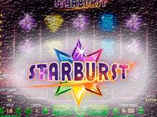 Starburst от компании-производителя NetEnt – играть онлайн в зале казино