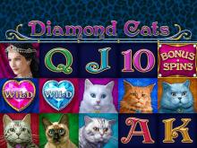 Игровой автомат Diamond Cats