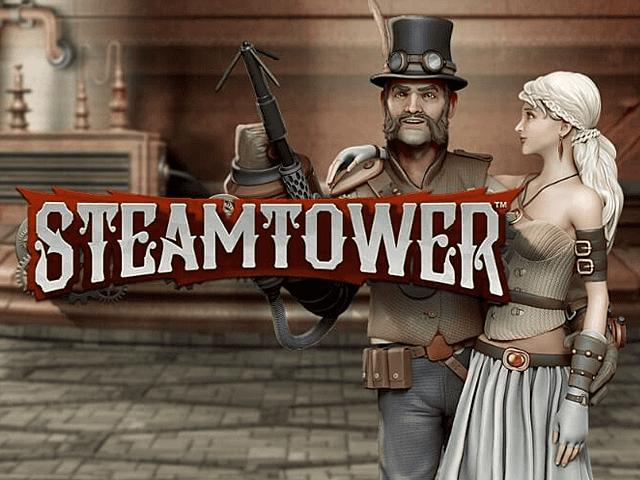 Азартный онлайн игровой автомат Steam Tower